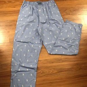 Men's Ralph Lauren Polo Pajama Pants